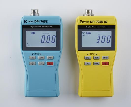 Druck Handheld Indicators