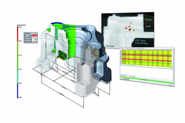 Industrial X-Ray CT Scanners for NDT & Metrology | Inspection & NDT