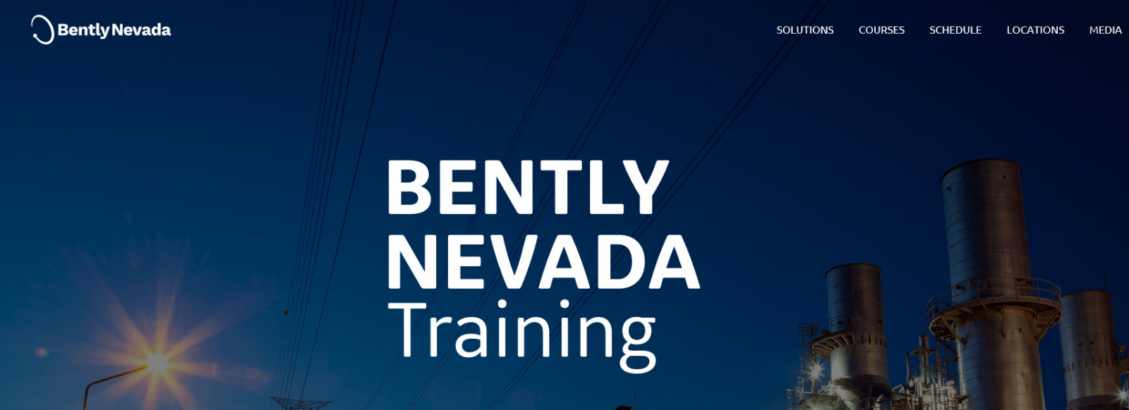Bently Nevada Training