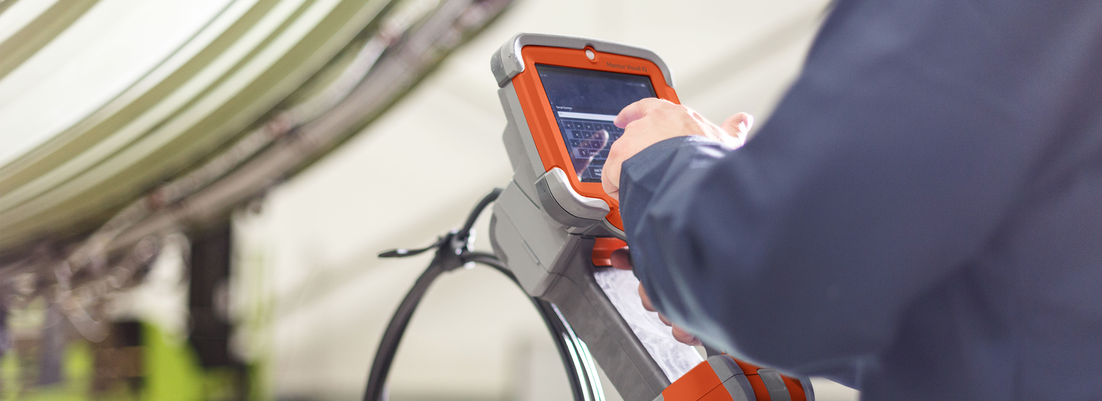 ndt equipment Rental Program remote visual inspection