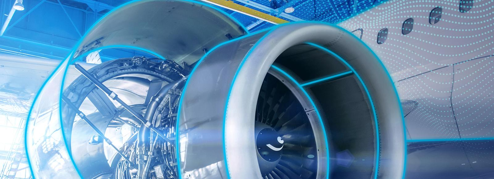 NDT for Aerospace Header Image