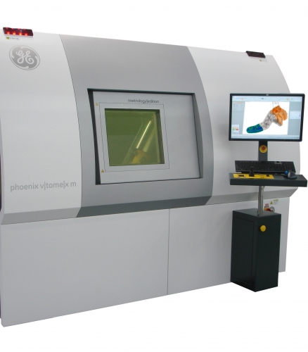 phoenix vtomex m high speed 3d metrology CT scanner