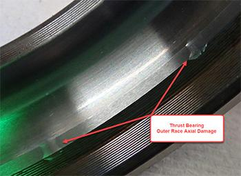 Case Study - Bearing Wear Due To Improper Installation - Pic2