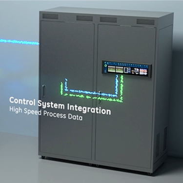 Control System Integration High Speed Process Data