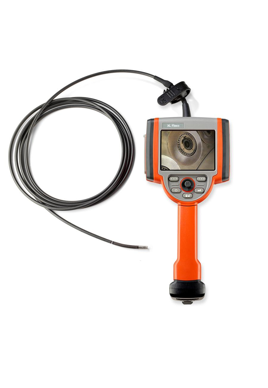 xl flex video borescope videoscopes remote visual inspection