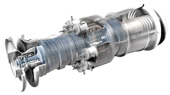 Heavy Duty Gas Turbine