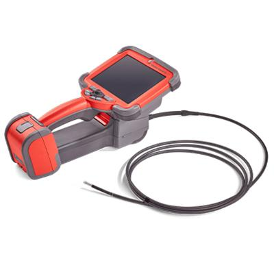 military grade durability with mentor visual iq video probe videoscope for borescope inspections