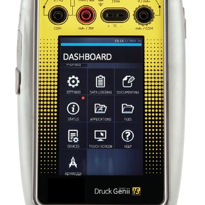 dpi620g-is intrinsically safe for hazardous areas multifunction calibrator
