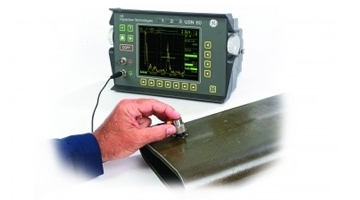 Krautkramer usn 60, ultrasonic flaw detector, high temperature ultrasonic testing, direct sunlight, harsh environments, ultrasonic testing tools